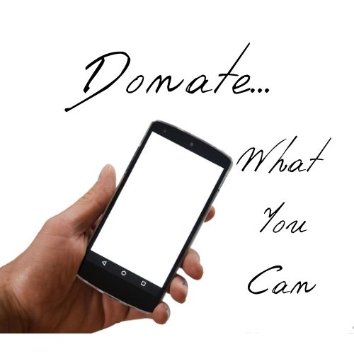 Covid - donate what you can 2